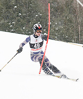 Tony Buttinger Slalom at Gunstock for J3, J4 and J5 February 14, 2010.