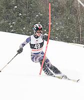 Tony Buttinger Slalom at Gunstock for J3, J4 and J5 February 14, 2010.