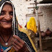 Kankarda, Rajasthan, India.