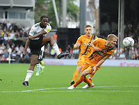 Football - 2021 / 2022 Sky Bet Championship - Fulham vs Hull City - Craven Cottage - Saturday 21st August 2021<br /> <br /> Josh Onomah of Fulham <br /> <br /> Credit : COLORSPORT/Andrew Cowie