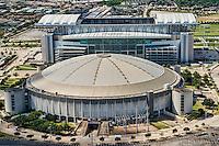 Astrodome & NRG Stadium (Reliant Stadium)