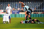 Wycombe Wanderers v  Bury 060914