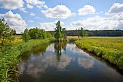 Kaszuby, 20011-07-05. Kaszubski krajobraz - okolice Wdzydz Tucholskich