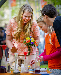 Princess Amalia attending King's Day Celebrations in Groningen, Netherlands, on April 27, 2018. Photo by Robin Utrecht/ABACAPRESS.COM