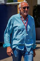 29.06.2019, Red Bull Ring, Spielberg, AUT, FIA, Formel 1, Grosser Preis von Österreich, Qualifying, im Bild Dietrich Mateschitz (AUT) Red Bull Gruender und Eigentuemer // CEO and Founder of Red Bull Dietrich Mateschitz (AUT) during Qualifying for the Austrian FIA Formula One Grand Prix at the Red Bull Ring in Spielberg, Austria on 2019/06/29. EXPA Pictures © 2019, PhotoCredit: EXPA/ Dominik Angerer