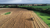 Oat's and Barley Harvest 9-9-20 Louth Hall Tallanstown Aerial JPGs