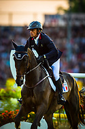 Olivier ROBERT (FRA) riding Eros during the Nations Cup of the World Equestrian Festival, CHIO of Aachen 2018, on July 13th to 22th, 2018 at Aachen - Aix la Chapelle, Germany - Photo Christophe Bricot / ProSportsImages / DPPI