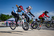 2021 UCI BMXSX World Cup 1&2<br /> Friday Practice<br /> WE + WU<br /> ^wu#601 CINGOLANI, Francesca (ARG, WU)