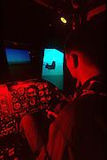 CH-46 Sea Knight simulator Military CH46