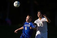 Pitman High School Boys Soccer vs Salem High School - October 16, 2012
