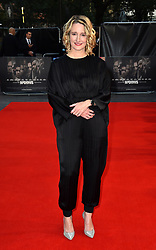 Artistic Director of the BFI London Film Festival Tricia Tuttle arriving for the 62nd BFI London Film Festival Opening Night Gala screening of Widows held at Odeon Leicester Square, London.