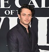 """13 February 2020 - Hollywood, California - Colin Woodell at the World Premiere of twentieth Century Studios """"The Call of the Wild"""" Red Carpet Arrivals at the El Capitan Theater."""