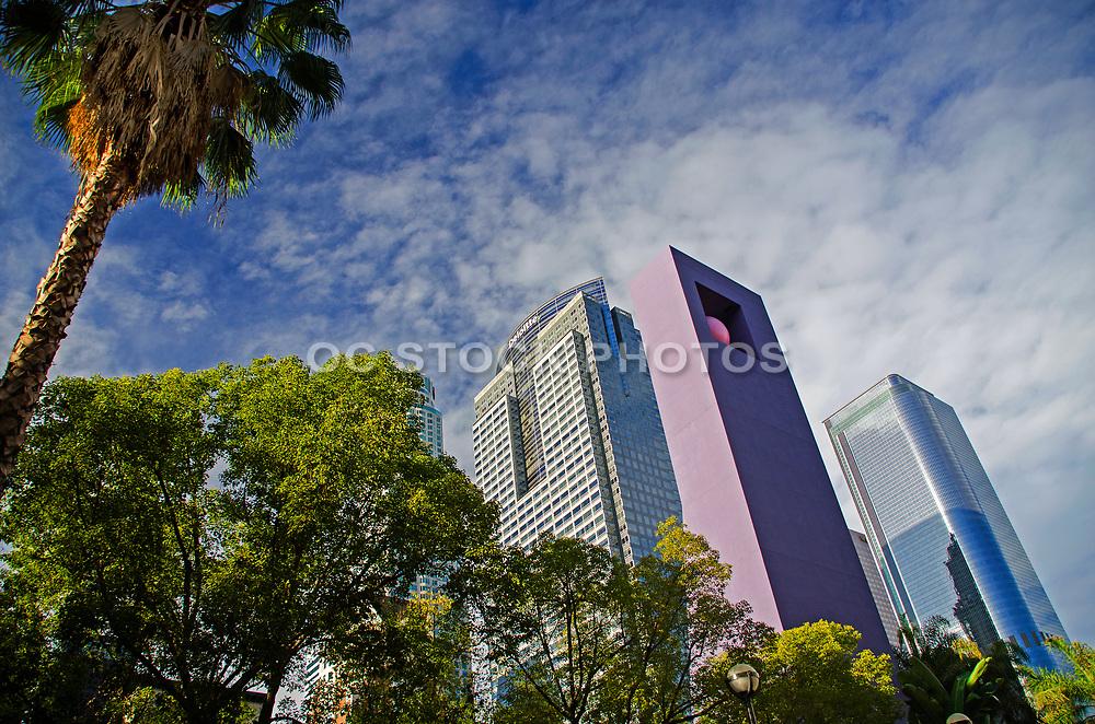 Deloitte Building in Downtown LA