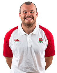 Tom Bowen of England Rugby 7s - Mandatory by-line: Robbie Stephenson/JMP - 17/09/2019 - RUGBY - The Lansbury - London, England - England Rugby 7s Headshots