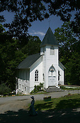 Old church in Nelson County, Va