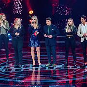 NLD/Hilversum/20200207 - Eerste lifeshow The Voice 2020,
