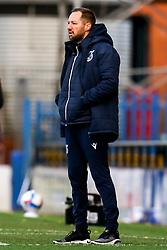Bristol Rovers manager Ben Garner - Mandatory by-line: Robbie Stephenson/JMP - 31/10/2020 - FOOTBALL - Crown Oil Arena - Rochdale, England - Rochdale v Bristol Rovers - Sky Bet League One