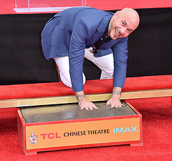 Pitbull Honored with Hand and Footprint Ceremony held at TCL Chinese Theatre on December 14, 2018 in Hollywood, CA. 14 Dec 2018 Pictured: Pitbull. Photo credit: LuMarPhoto/AFF-USA.com / MEGA TheMegaAgency.com +1 888 505 6342