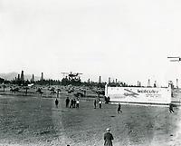 1920 Mercury Aviation at DeMille Field #2 at Fairfax & Wilshire Blvds.