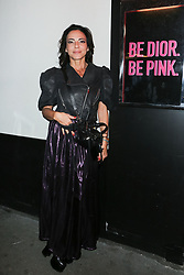 Sandra Zeitoun arriving at Dior Addict Stellar Shine diner and party at Roxie restaurant during Ready To Wear A/W 2019-2020 as part of Paris Fashion Week on February 26, 2019 in Paris, France. Photo by Nasser Berzane/ABACAPRESS.COM