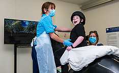 NHS Lothian & Muirfield Riding Therapy celebrate 10 years of Hippotherapy, 24 November 2020