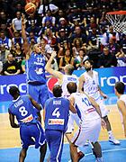 DESCRIZIONE : Equipe de France Homme Euro Lituanie a Siauliai 2011<br /> GIOCATORE : Diaw Boris <br /> SQUADRA : France Homme <br /> EVENTO : Euro Lituanie 2011<br /> GARA : France Serbie<br /> DATA : 05/09/2011<br /> CATEGORIA : Basketball France Homme<br /> SPORT : Basketball<br /> AUTORE : JF Molliere FFBB FIBA<br /> Galleria : France Basket 2010-2011 Action<br /> Fotonotizia : Equipe de France Homme <br /> Euro Lituanie 2011 a Siauliai <br /> Predefinita :