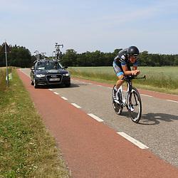 21-06-2017: Wielrennen: NK Tijdrijden: Montferland <br /> s-Heerenberg (NED) wielrennen  <br />Beloften<br />Stef Krul