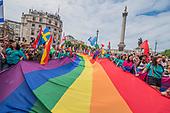 Pride in London March