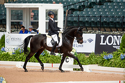 Mispelkamp Regine, GER, Look At Me Now<br /> World Equestrian Games - Tryon 2018<br /> © Hippo Foto - Sharon Vandeput<br /> 18/09/2018