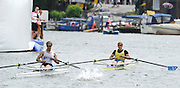 Henley, GREAT BRITAIN,  SWE M1X, Lassi KARONNON. 2010 Henley Royal Regatta. 14:58:33, Thursday  01/07/2010 [Mandatory Credit: Peter Spurrier / Intersport-images] Rowing Courses, Henley Reach, Henley, ENGLAND . HRR.