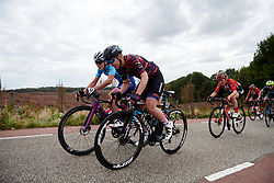 Lisa Klein (GER) approaches the top of the climb at Boels Ladies Tour 2019 - Stage 5, a 154.8 km road race from Nijmegen to Arnhem, Netherlands on September 8, 2019. Photo by Sean Robinson/velofocus.com