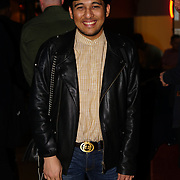 London, England, UK. 1st December 2017. Raghav Tibrewal - fashion Influencer attends Sagaboi Magazine: Men's Style 2017 - book launch held at WeWork Old Street.