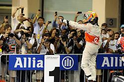 13.11.2011, Yas-Marina-Circuit, Abu Dhabi, UAE, Grosser Preis von Abu Dhabi, im Bild Lewis Hamilton (GBR), McLaren F1 Team  // during the Formula One Championships 2011 Large price of Abu Dhabi held at the Yas-Marina-Circuit, 2011/11/12. EXPA Pictures © 2011, PhotoCredit: EXPA/ nph/ Dieter Mathis..***** ATTENTION - OUT OF GER, CRO *****