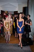 GEORGINA CHAPMAN, Georgina Chapman and Stephen Webster celebrate her guest designer collection for Garrard. Albermarle St. London. 4 November 2009