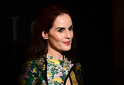 Michelle Dockery attending the BFI Luminous Fundraising Gala held at the Guildhall, London.