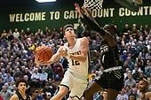 UNC Greensboro vs. Vermont Men's Basketball 12/18/19