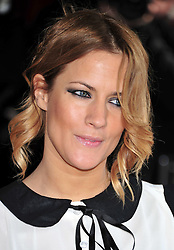 © under license to London News Pictures. 08/03/11.Caroline Flack Red carpet arrivals for the 2011 TRIC (The Television & Radio Industries Club) Awards at Grosvenor House Hotel  London . Photo credit should read ALAN ROXBOROUGH/LNP