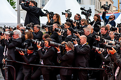 Atmosphere prior to the opening ceremony and screening of The Dead Don't Die during the 72nd Cannes Film Festival on May 14, 2019 in Cannes, France. Photo by Ammar Abd Rabbo/ABACAPRESS.COM