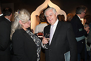 ALEXIS PARR; LORD LAMONT, The launch of Nicky Haslam for Oka. Oka, 155-167 Fulham Rd. London SW3. 18 September 2013.