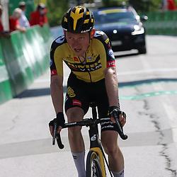 ANDERMATT (SUI) JUNE 13 <br /> Sam Oomen at Tour de Suisse 2021  (Photo: Sportfoto/Orange Pictures)