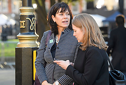 © Licensed to London News Pictures. 12/12/2018. London, UK. Minister of State for Energy and Clean Growth CLAIRE PERRY is seen in Westminster as Prime Minister Theresa May faces a vote of no confidence from her own party. Photo credit: Ben Cawthra/LNP