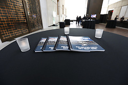 During the Eagles VIP Draft Party at the Barnes Museum in Philadelphia on Thursday April 27th 2017. The Eagles won 27-13. (Brian Garfinkel/Philadelphia Eagles)
