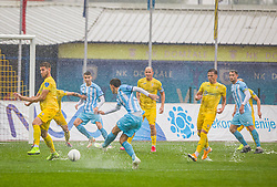 during the match of 6. Round, 1.st Slovenian National Football League between NK Domzale and ND Gorica, on 03.10.2020 in Domzale, Slovenia. Photo by Urban Meglič / Sportida