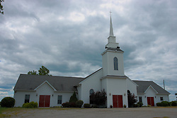 17 July 2009:  Ebenezer United Methodist Church, south west McLean County Illinois.