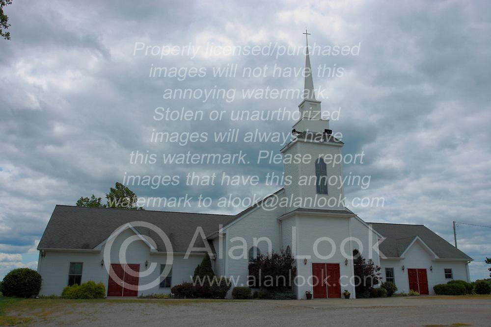 17 July 2009:  Ebenezer United Methodist Church, south west McLean County Illinois.