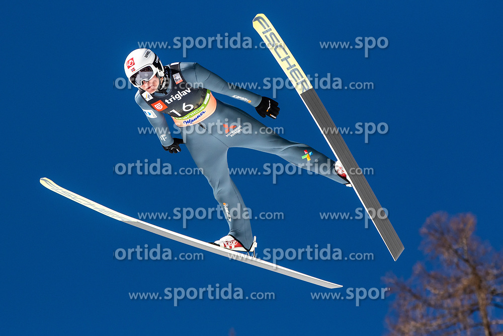 Robin Pedersen (NOR) during the Qualification round of the Ski Flying Hill Individual Competition at Day 1 of FIS Ski Jumping World Cup Final 2019, on March 21, 2019 in Planica, Slovenia. Photo by Matic Ritonja / Sportida