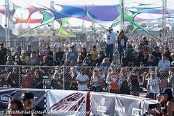 RSD Moto Beach Classic. Huntington Beach, CA, USA. Saturday October 27, 2018. Photography ©2018 Michael Lichter.