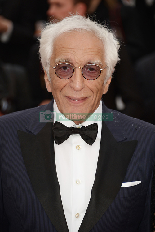 May 18, 2019 - Cannes, France - CANNES, FRANCE - MAY 18: Gerard Darmon attends the screening of ''Les Plus Belles Annees D'Une Vie'' during the 72nd annual Cannes Film Festival on May 18, 2019 in Cannes, France. (Credit Image: © Frederick InjimbertZUMA Wire)