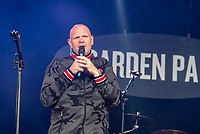 Tom Kerridge at the Pub in the Park's drive in Garden Party Henley photo by Mark Anton Smith