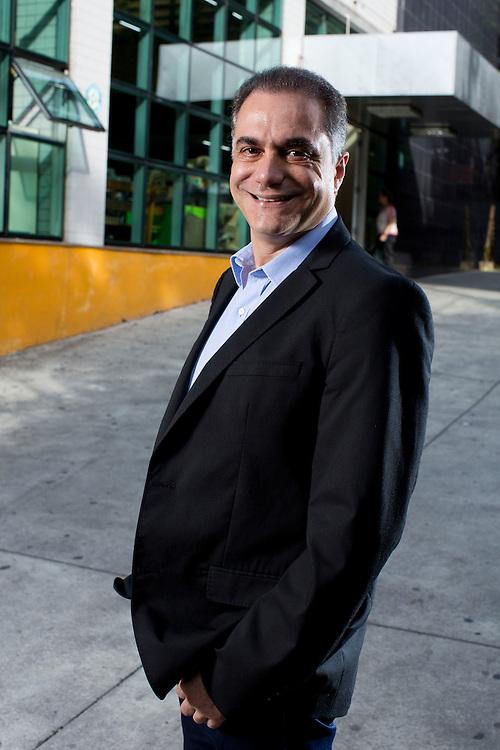 Belo Horizonte_MG, Brasil.<br /> <br /> Na foto o presidente do Grupo Super Nosso Euler Fuad. <br /> <br /> Euler Fuad is the president of Super Nosso group.<br /> <br /> Foto: MARCUS DESIMONI / NITRO